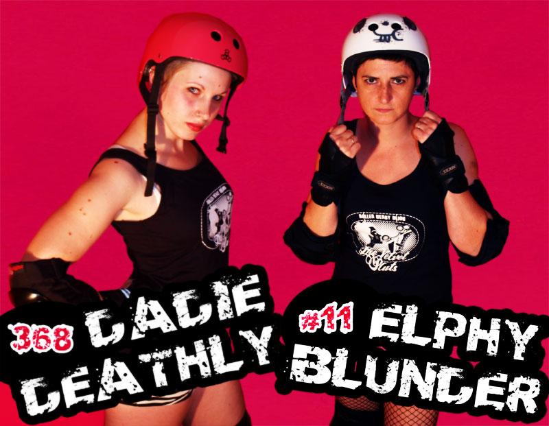 Dadie Deathly et Elphy Blunder