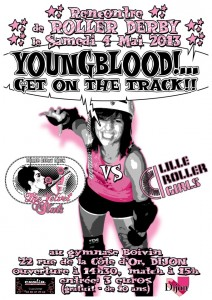 Youngblood, get on the track